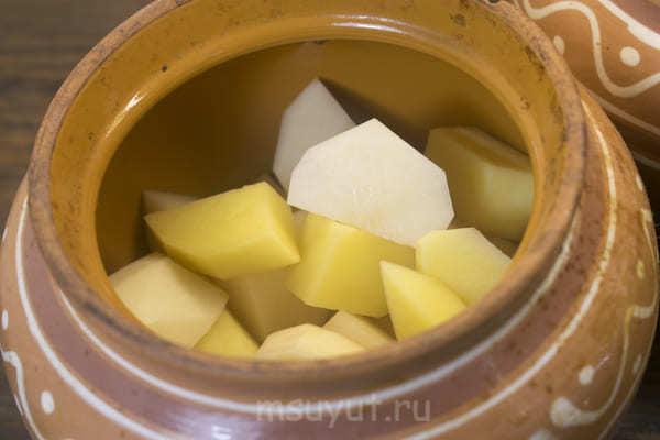 Жаркое в горшочках – 6 вкусных рецептов