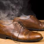 запах из обуви